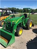 John Deere 790, 2005, Compact tractors