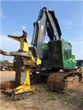 John Deere 80, 2016, Feller bunchers