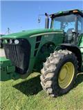 John Deere 8330, 2009, Tractors