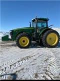 John Deere 8370 R, 2016, Tractores