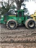 John Deere 843, 2015, Feller bunchers