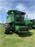 John Deere 9760 STS, 2007, Combine Harvesters