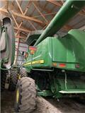John Deere 9770 STS, 2008, Combine harvesters