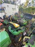John Deere D 110, 2012, Tractores corta-césped