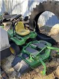 John Deere F 680, 2001, Tractores corta-césped