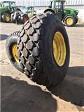 John Deere G, Tyres, wheels and rims