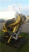 John Deere H 480, 2011, Harvester heads