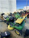 John Deere L 110, 2004, Tractores corta-césped