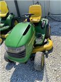 John Deere L 120, 2005, Tractores corta-césped