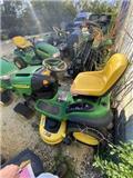 John Deere L 120, 2004, Tractores corta-césped