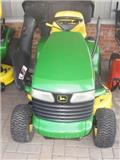 John Deere LT 166، Riding mowers