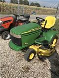 John Deere LX 277, 2000, Tractores corta-césped