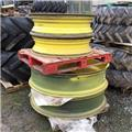 John Deere M, Tyres, wheels and rims