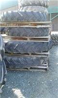 John Deere R, Tyres, wheels and rims
