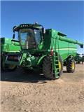 John Deere S 670, 2014, Combine Harvesters