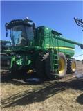 John Deere S 680, 2012, Combine Harvesters