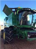 John Deere S 680, 2014, Combine Harvesters