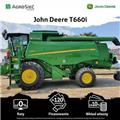 John Deere T 660, 2017, Combine Harvesters