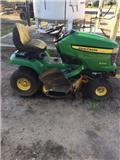 John Deere X 300، 2008، Riding mowers