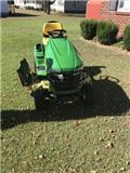 John Deere X 300, 2015, Riding mowers