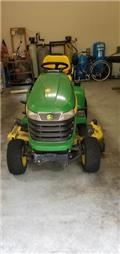 John Deere X 320، 2007، Riding mowers