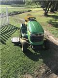 John Deere X 320, 2008, Riding mowers