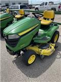 John Deere X 320, 2014, Riding mowers