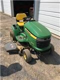 John Deere X 324, 2012, Riding mowers
