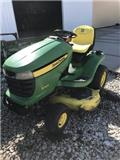 John Deere X 324, 2007, Riding mowers