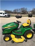 John Deere X 500, 2015, Riding mowers