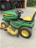 John Deere X 534, 2008, Compact tractors