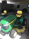 John Deere X 534, 2008, Tractores corta-césped