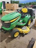 John Deere X 540, 2007, Compact tractors