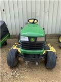 John Deere X 700, 2008, Compact tractors