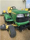 John Deere X 720, 2006, Compact tractors