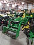 John Deere X 720, 2007, Tractores corta-césped