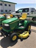 John Deere X 724, 2007, Traktor compact
