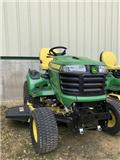 John Deere X 730, 2017, Micro tracteur