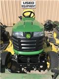 John Deere X 734, 2014, Micro tracteur