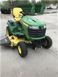 John Deere X 734, 2013, Tractores compactos