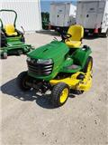 John Deere X 738, 2018, Riding mowers