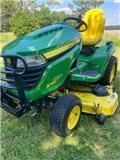 John Deere X590, 2017, Compact tractors