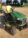 John Deere X750, 2016, Tractores compactos