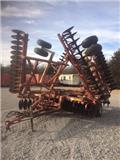 Krause 9, Disc harrows