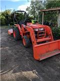 Kubota L 2800, 2006, Compact tractors