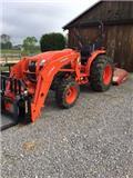 Kubota L 4701, 2015, Tractors