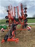 Kuhn GA 8731, 2017, Rastrilladoras y rastrilladoras giratorias