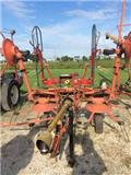 Kuhn GF 5001 T H A, Rakes and tedders