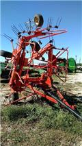 Kuhn GF 7802, 2007, Rakes and tedders