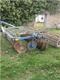 Lemken Rubin 9, 2007, Disc Harrows